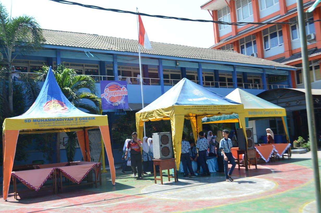 Sekolah Ini Sibuk Sambut Entrepreneur Expo