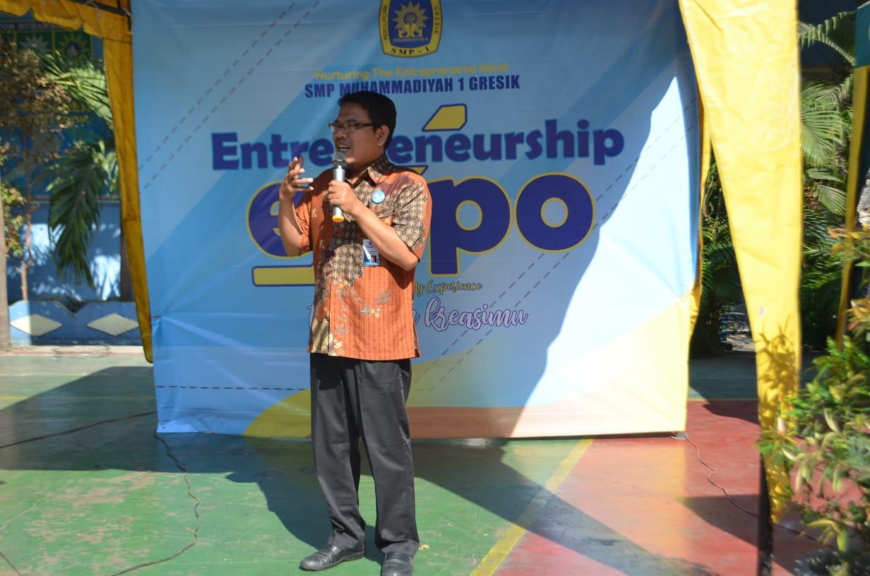 Entrepreneur Expo, Jadikan Sekolah Ini Berenergi Positif