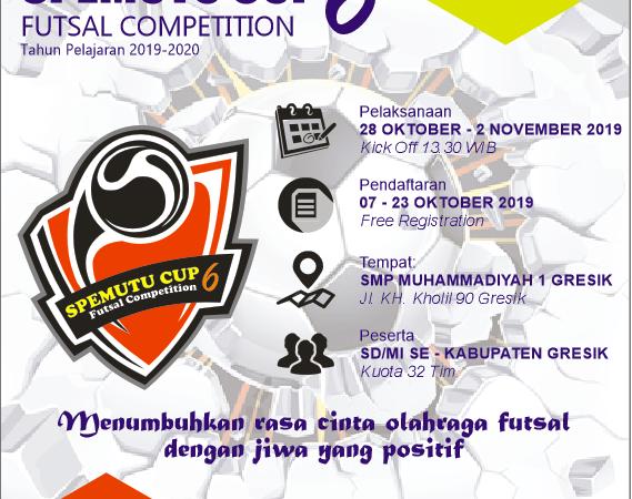 Gelar Spemutu Cup 6 di Hari Sumpah Pemuda