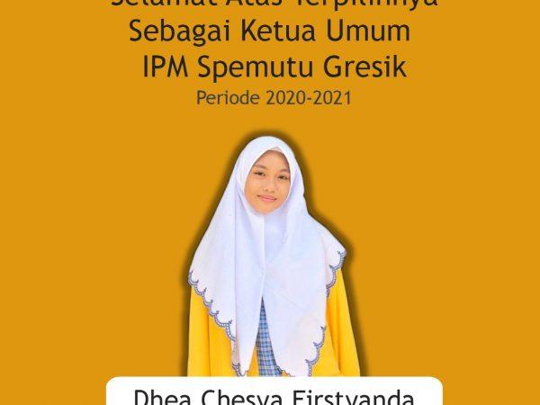 Ini Pemenang Pemilihan Ketua Umum PR IPM Spemutu